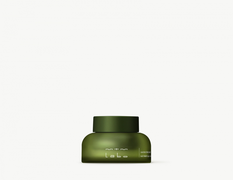 custom-blended nutriment eye cream